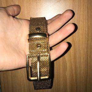 LF Gold Belt